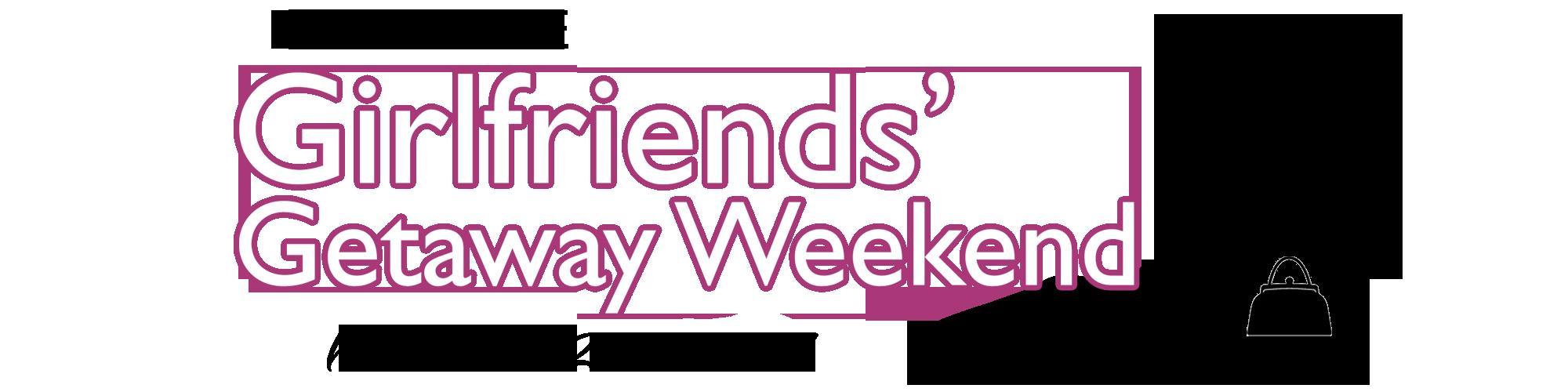 Girlfriends Getaway Weekend 2021 Logo