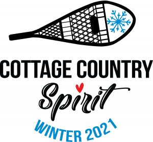 Cottage Country Spirit Winter Edition Logo