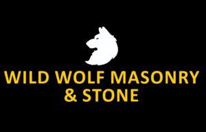 Wild Wolf Masonry & Stone Logo