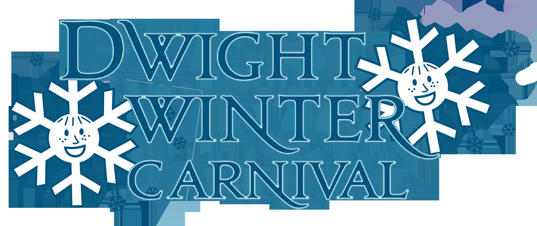 Dwight Winter Carnival Logo