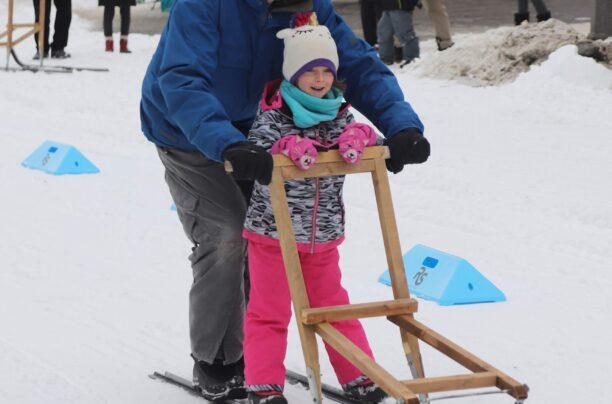 Fun at Huntsville Snowfest